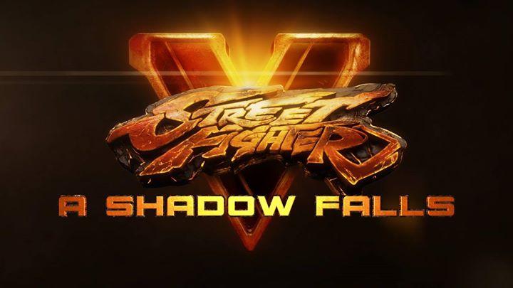 """Street Fighter V """"A Shadow Falls""""Als kleinen Vorgeschmack hier schon mal der d…"""