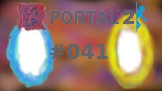 Let's Play Together Portal 2 – Co-Op #041 [Deutsch][HD]