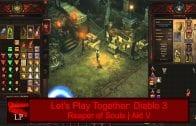 Let's Play Together – Diablo 3   Reaper of Souls   Akt V #02 [Deutsch][HD+]