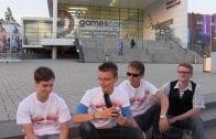 Begrüßung zur Gamescom 2013