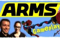 ARMS GAMEPLAY – Nintendo Switch Event