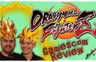 GAMESCOM 2017 – Dragon Ball FighterZ – Bandai Namco