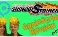 GAMESCOM 2017 – Naruto to Boruto – Bandai Namco