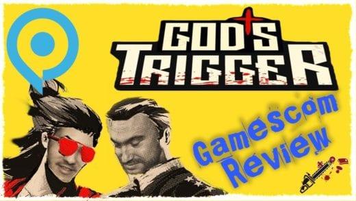 GAMESCOM 2017 – Techland – God's Trigger