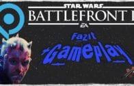 GAMESCOM 2017 – EA – Star Wars: Battlefront II