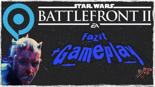 GAMESCOM 2017 – EA – Star Wars: Battlefront II