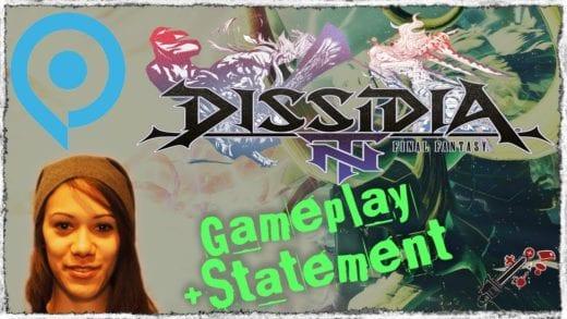 GAMESCOM 2017 – Square Enix – Dissidia Final Fantasy NT