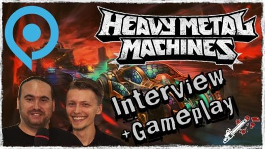 GAMESCOM 2017 – Heavy Metal Machines – Hoplon Infotainment