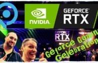 GAMESCOM 2018 – Geforce Gaming Celebration