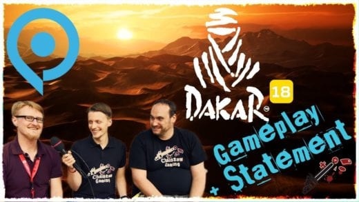 GAMESCOM 2018 – Dakar 18