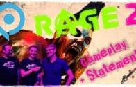 GAMESCOM 2018 – RAGE 2