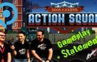 GAMESCOM 2018 – Action Squad: Door Kickers