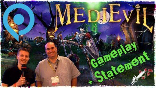 Gamescom 2019 – MediEvil (Remake 2019)
