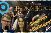 Gamescom 2019 – Book of Heroes (DSA)