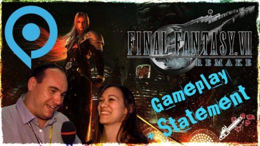 Gamescom 2019 – Final Fantasy VII REMAKE