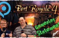 Gamescom 2019 – Port Royale 4