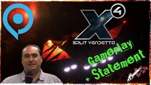 Gamescom 2019 – X4: Split Vendetta